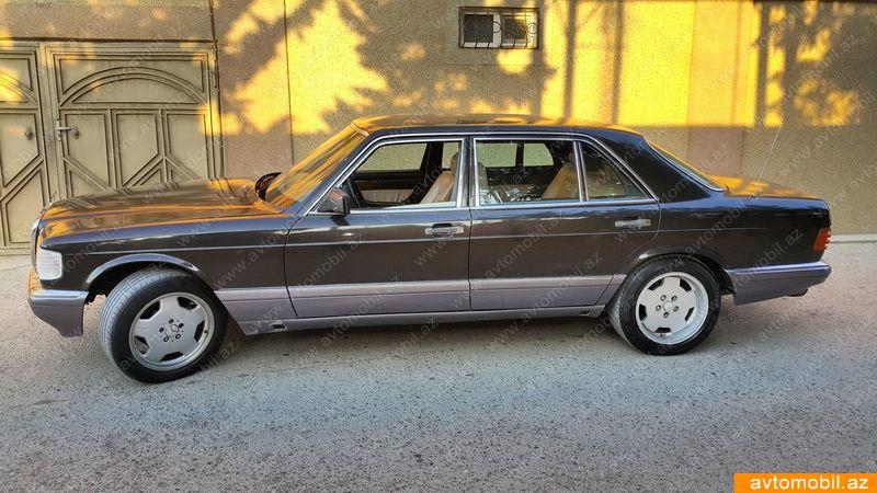 Mercedes benz 500 se diplomat urgent sale second hand for Mercedes benz 500se