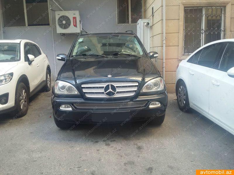 Mercedes benz ml 320 urgent sale second hand 2002 11500 for Mercedes benz second hand for sale