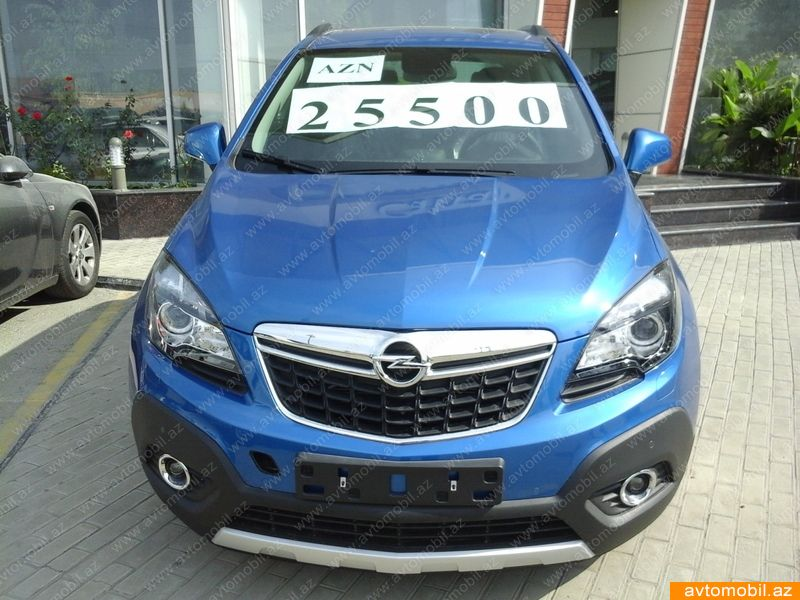 opel mokka new car 2015 24251 gasoline transmission. Black Bedroom Furniture Sets. Home Design Ideas