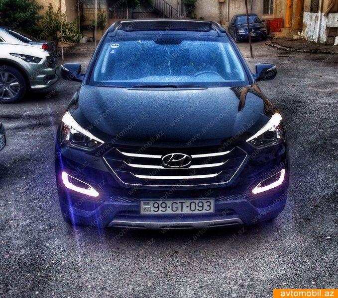 Hyundai Santa Fe Urgent Sale Second Hand 2014 31900
