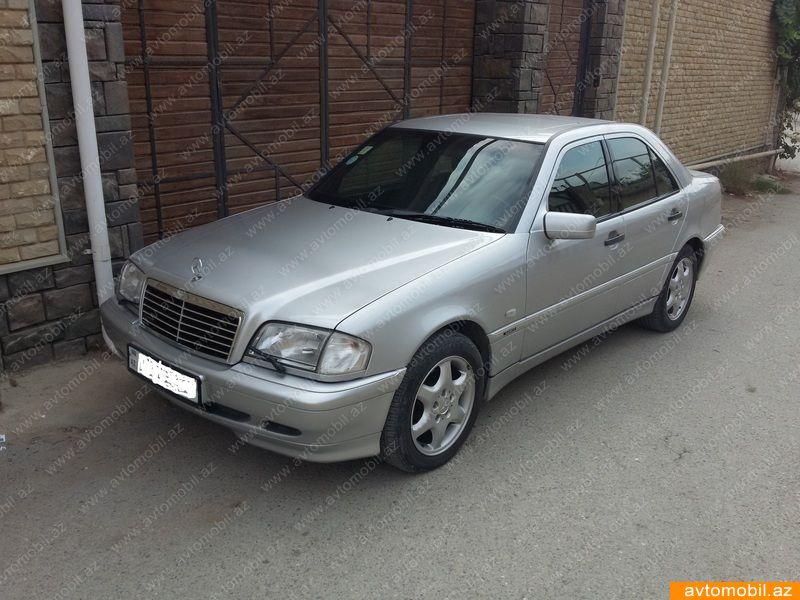 Mercedes benz c 220 sport second hand 1998 9300 diesel for Mercedes benz second
