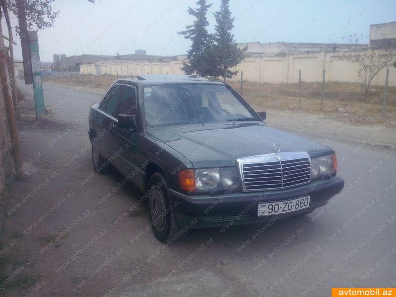 Mercedes benz 190 classic urgent sale second hand 1988 for Mercedes benz 7000