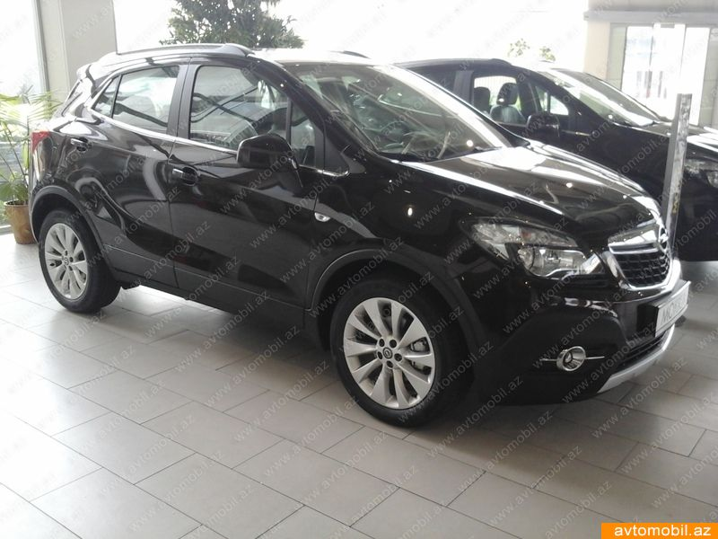 opel mokka new car 2015 27720 gasoline transmission automatic baku opel azerbaijan. Black Bedroom Furniture Sets. Home Design Ideas
