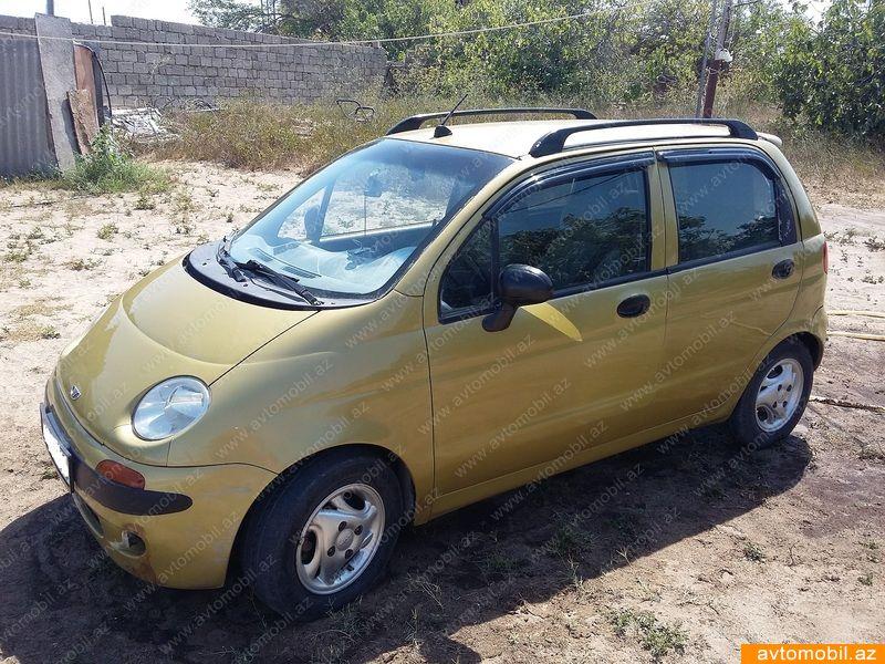 Daewoo Matiz Urgent sale Second hand, 2000, $3450, Gasoline ...