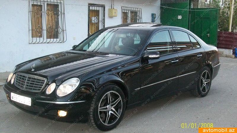 Mercedes benz e 220 second hand 2005 12000 diesel for 2005 mercedes benz e350
