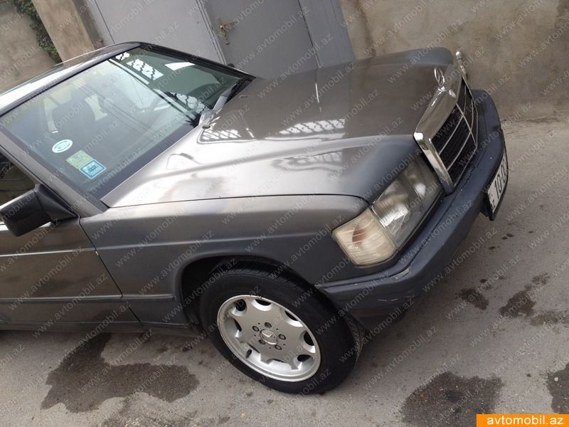 Mercedes benz 190 urgent sale second hand 1987 3500 for Second hand mercedes benz for sale