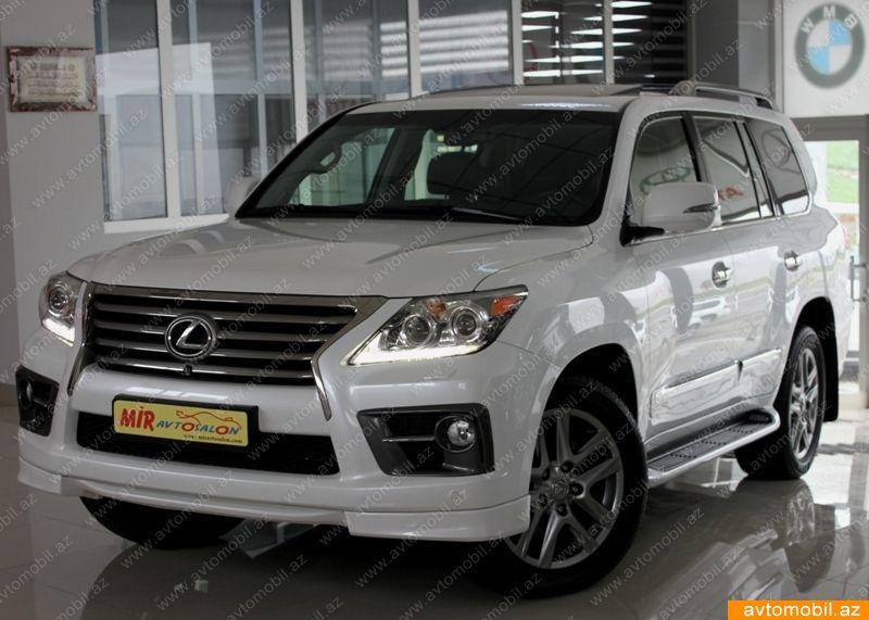 Lexus LX 570 Second hand, 2012, $68500, Gasoline, Transmission ...
