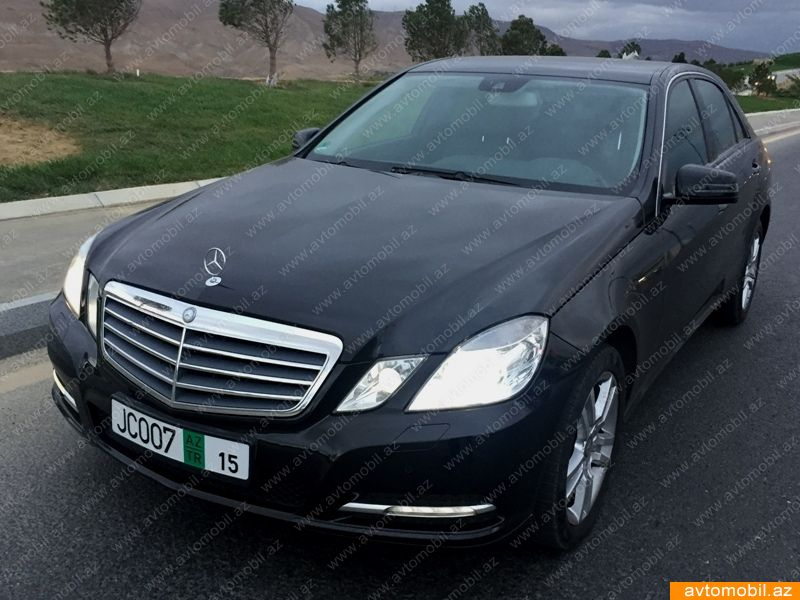 Mercedes benz e 220 second hand 2010 30000 diesel for Mercedes benz 30000
