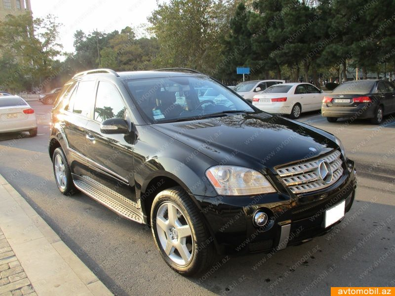 Mercedes benz ml 55 amg avantgarde urgent sale new car for Mercedes benz ml 55