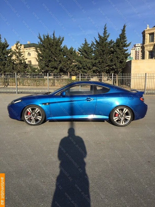 Hyundai Coupe 2 7 Lt 2008 Second Hand 14500