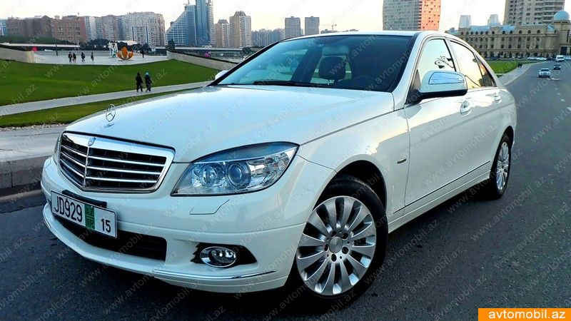 Mercedes benz c 250 second hand 2008 21500 gasoline for Mercedes benz c250 2008
