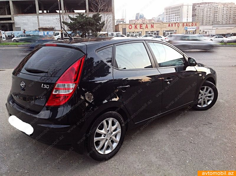 hyundai i30 second hand 2009 9000 gasoline. Black Bedroom Furniture Sets. Home Design Ideas