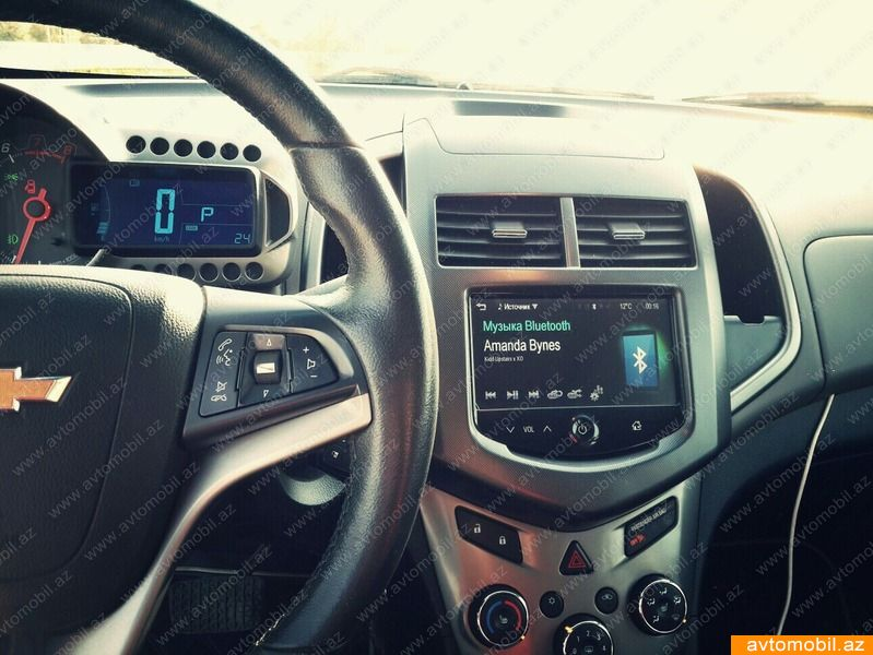 Chevrolet Aveo 16 Sport Full Salon Urgent Sale Second Hand 2012