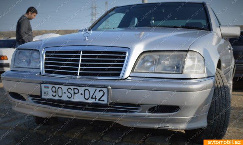 Mercedes benz c 180 elegance second hand 1999 6500 for Mercedes benz 6500