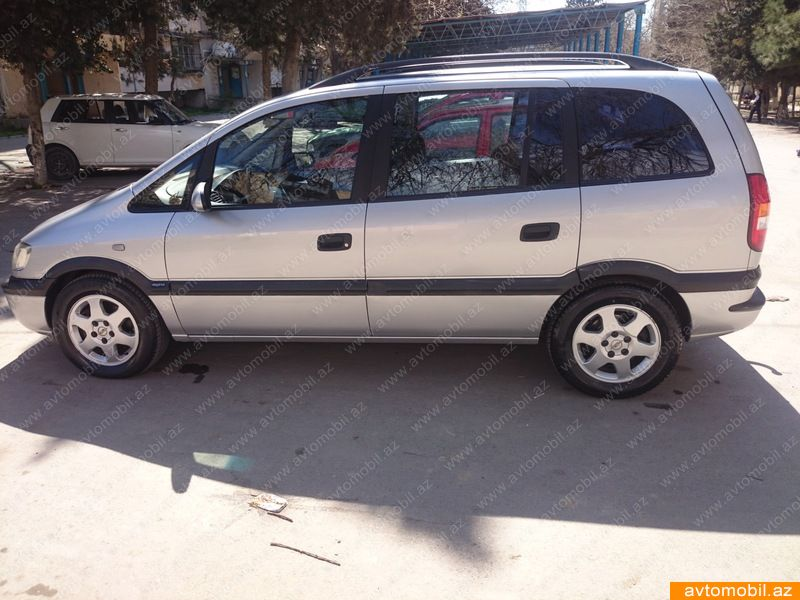 opel zafira urgent sale second hand 2001 7400 gasoline transmission automatic 263000. Black Bedroom Furniture Sets. Home Design Ideas