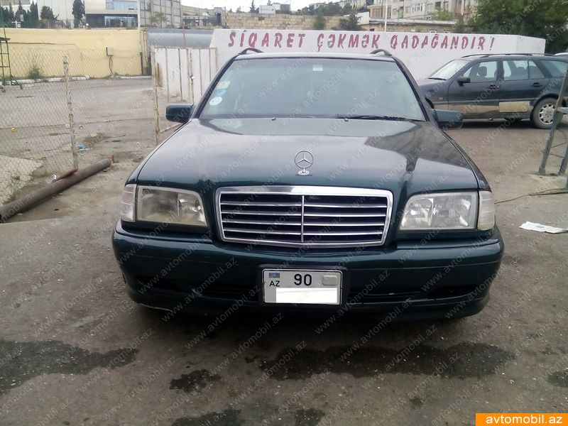Mercedes benz c 180 urgent sale second hand 1997 4300 for Second hand mercedes benz for sale