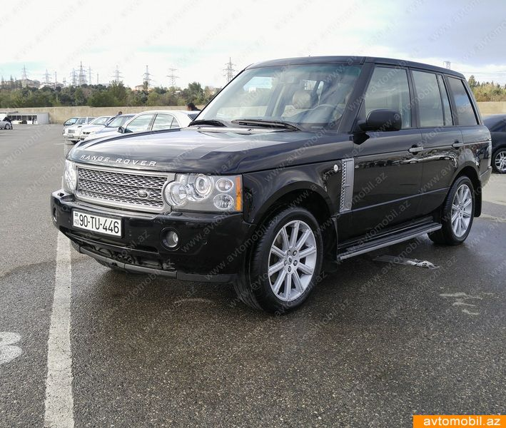 Land Rover Range Rover Vogue Second Hand, 2002, $16500