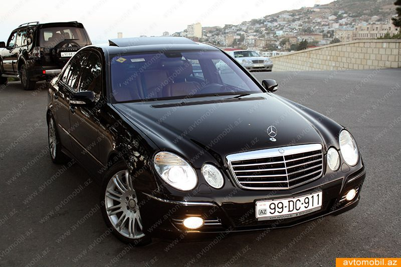Mercedes benz e 280 urgent sale second hand 2008 21000 for 2nd hand mercedes benz