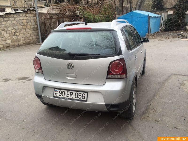 volkswagen polo cross urgent sale second hand 2008 4700 gasoline transmission automatic. Black Bedroom Furniture Sets. Home Design Ideas