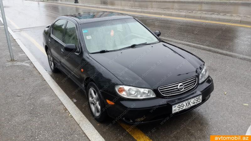 Nissan Maxima 3.0(lt) 2003 İkinci əl  $7500