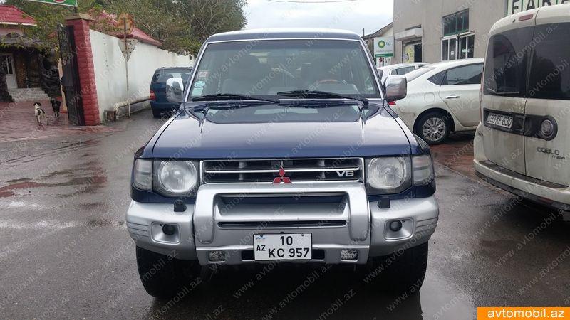 Mitsubishi Pajero 3.5(lt) 1999 İkinci əl  $7800