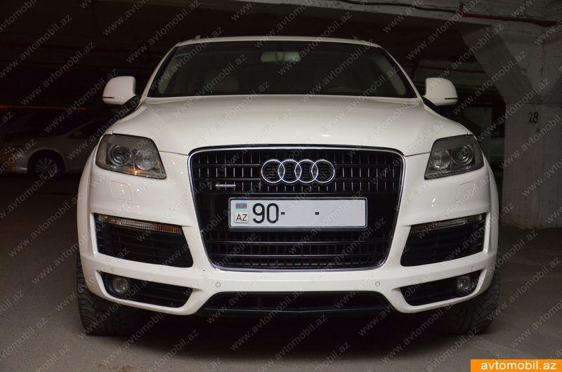 Audi Q7 4.2(lt) 2007 İkinci əl  $16000