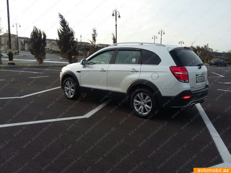 Chevrolet Captiva Urgent Sale Second Hand 2014 16000 Gasoline