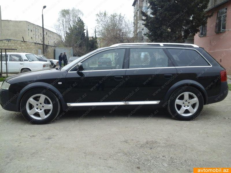 Audi A6 Allroad 2.7(lt) 2000 İkinci əl  $9000