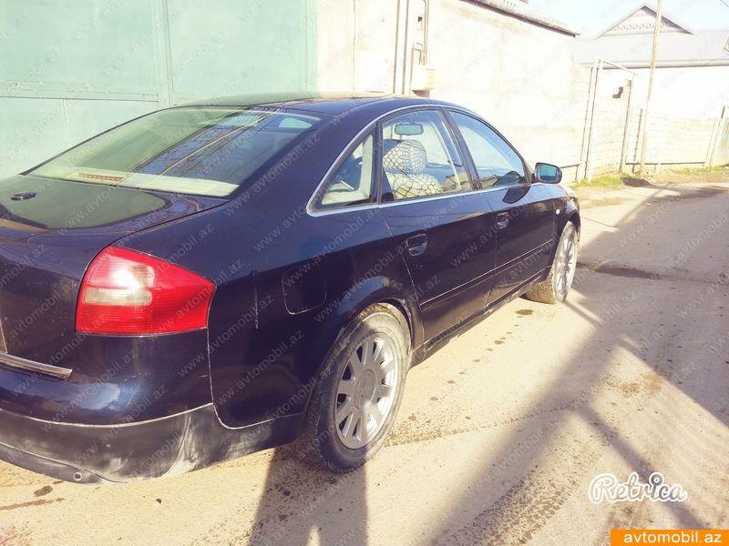 Audi A6 2.4(lt) 1998 İkinci əl  $3500