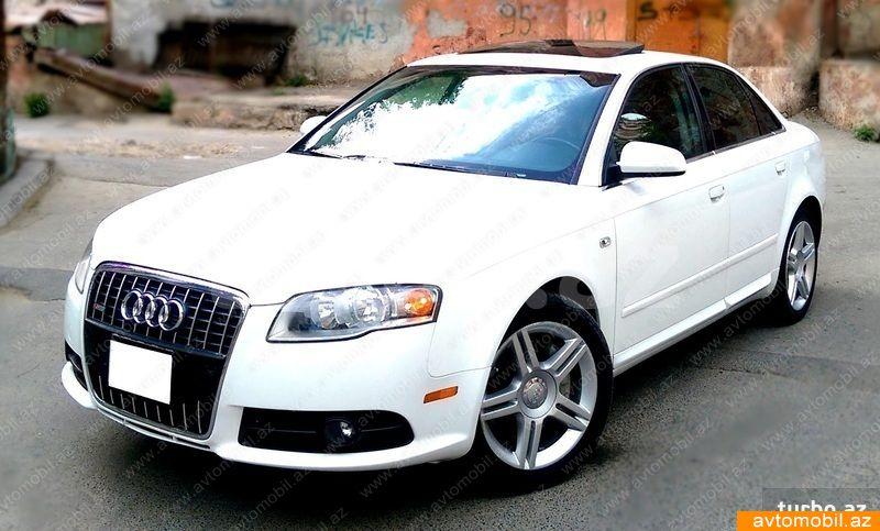 Audi A4 2.0(lt) 2008 İkinci əl  $7700