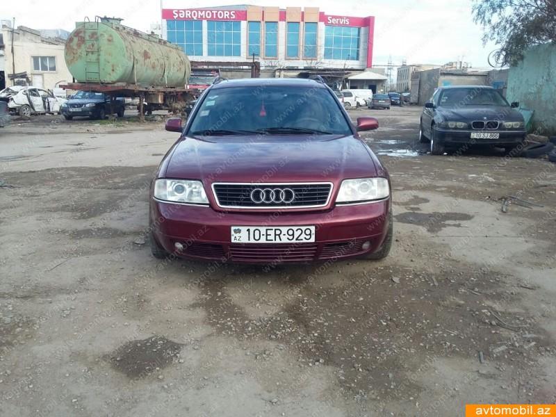 Audi A6 2.7(lt) 2000 İkinci əl  $2700
