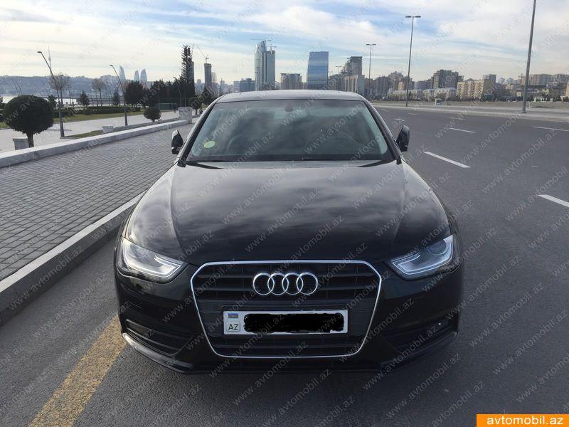 Audi A4 1.8(lt) 2013 İkinci əl  $17500