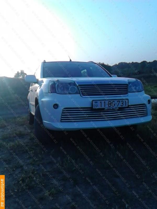 Nissan X-Trail 2.0(lt) 2002 Подержанный  $90000