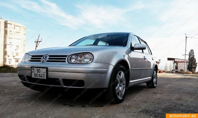 Volkswagen Golf 2.0(lt) 2002 İkinci əl  $3500