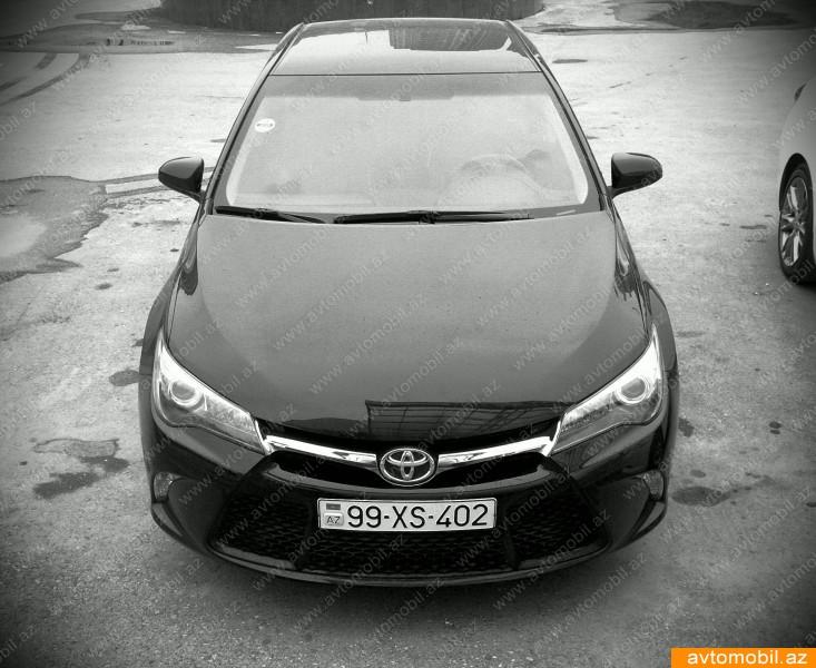 Toyota Camry 2.5(lt) 2015 Подержанный  $19500