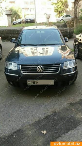 Volkswagen Passat 1.8(lt) 2004 İkinci əl  $3300