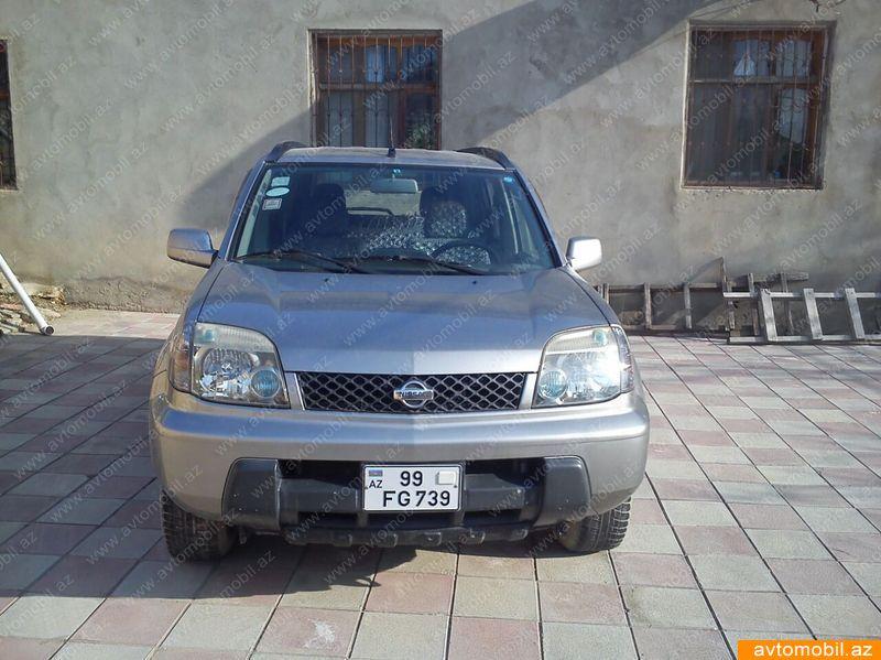 Nissan X-Trail 2.0(lt) 2003 İkinci əl  $10900