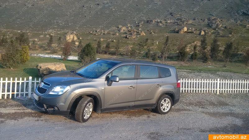 Chevrolet Orlando 1.8(lt) 2011 İkinci əl  $8600