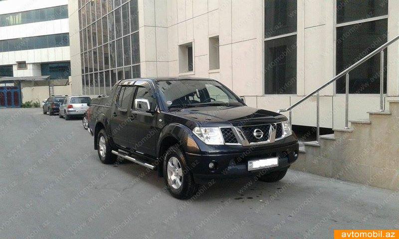 Nissan Navara 2.5(lt) 2013 İkinci əl  $19000