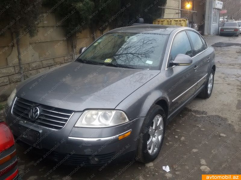 Volkswagen Passat 1.8(lt) 2004 İkinci əl  $5200
