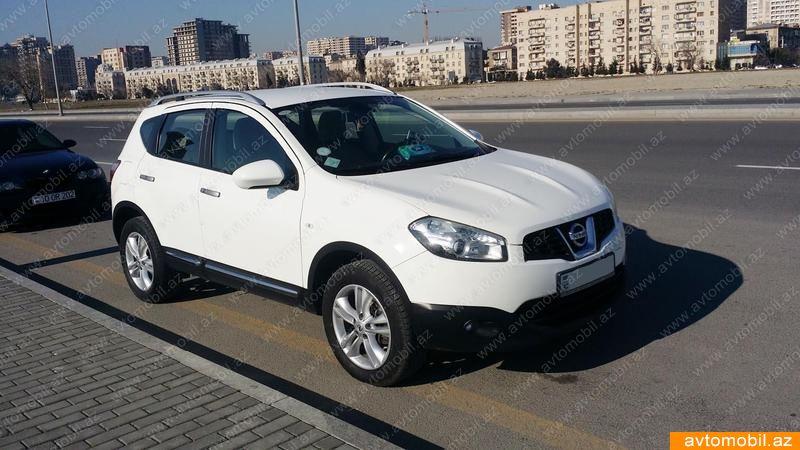 Nissan Qashqai 2.0(lt) 2012 İkinci əl  $20500