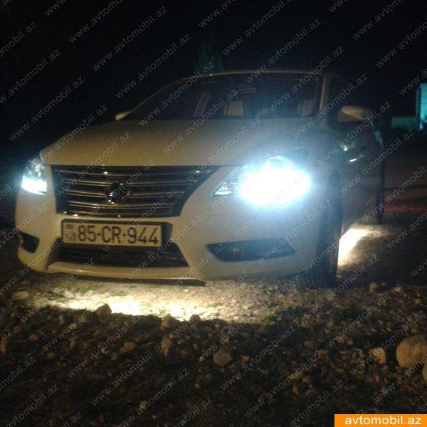 Nissan Sentra 1.8(lt) 2013 İkinci əl  $11800