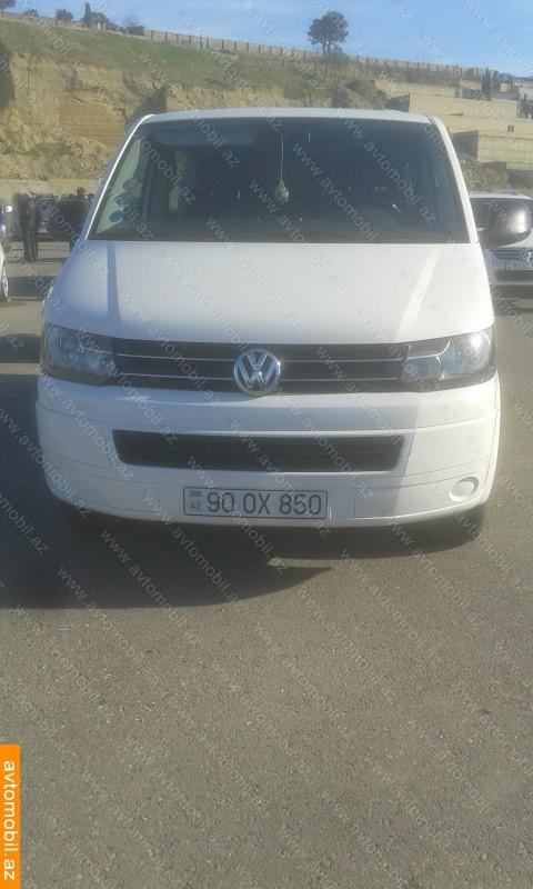 Volkswagen Multivan 2.0(lt) 2012 İkinci əl  $15000