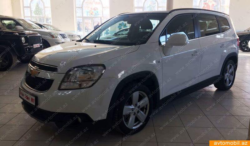Chevrolet Orlando 1.8(lt) 2013 İkinci əl  $10900