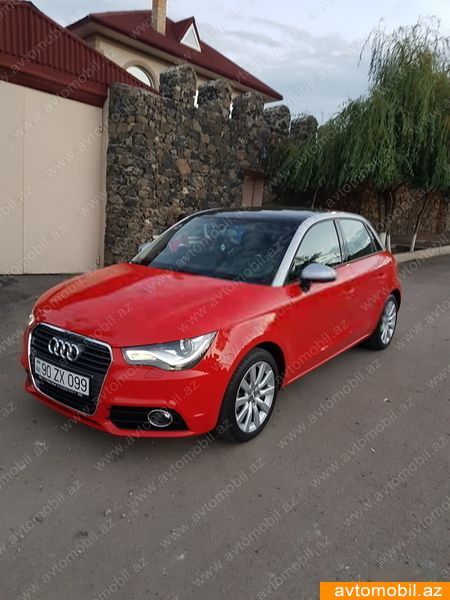 Audi A1 1.4(lt) 2014 İkinci əl  $15500