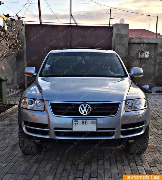 Volkswagen Touareg 3.2(lt) 2004 İkinci əl  $8300