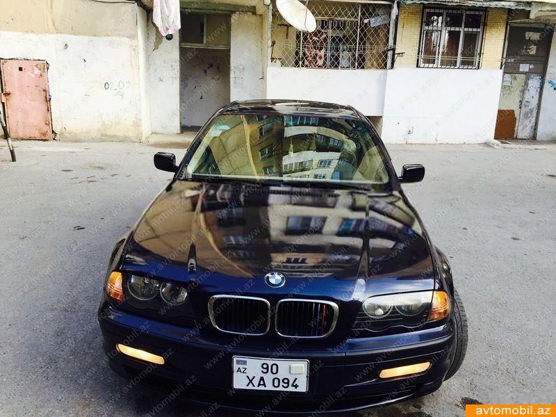 BMW 325 2.5(lt) 2001 İkinci əl  $4800