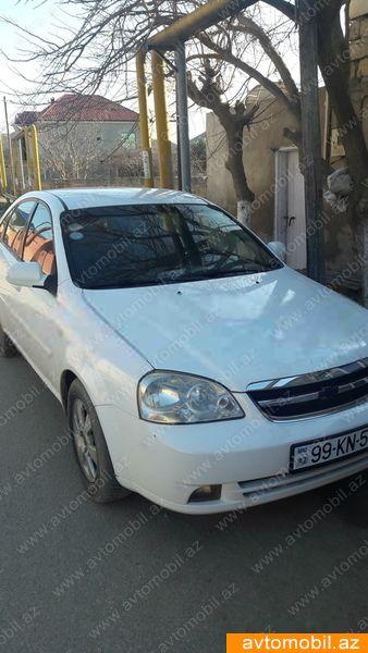 Chevrolet Lacetti 1.6(lt) 2006 İkinci əl  $4000