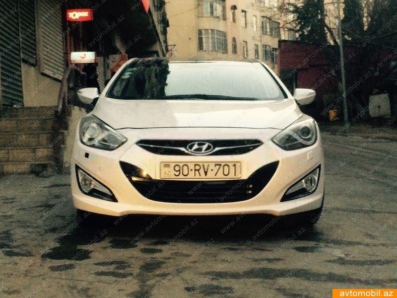 Hyundai i40 2.0(lt) 2012 İkinci əl  $10400