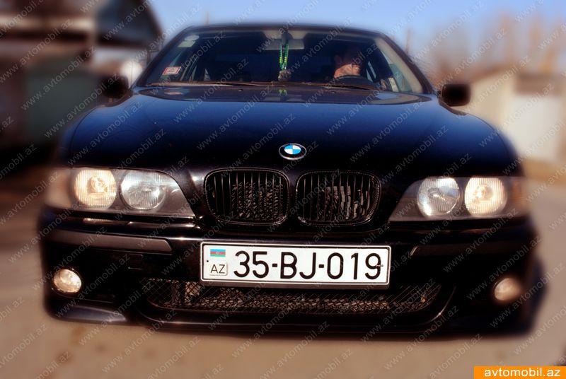 BMW 523 2.5(lt) 1997 İkinci əl  $3800